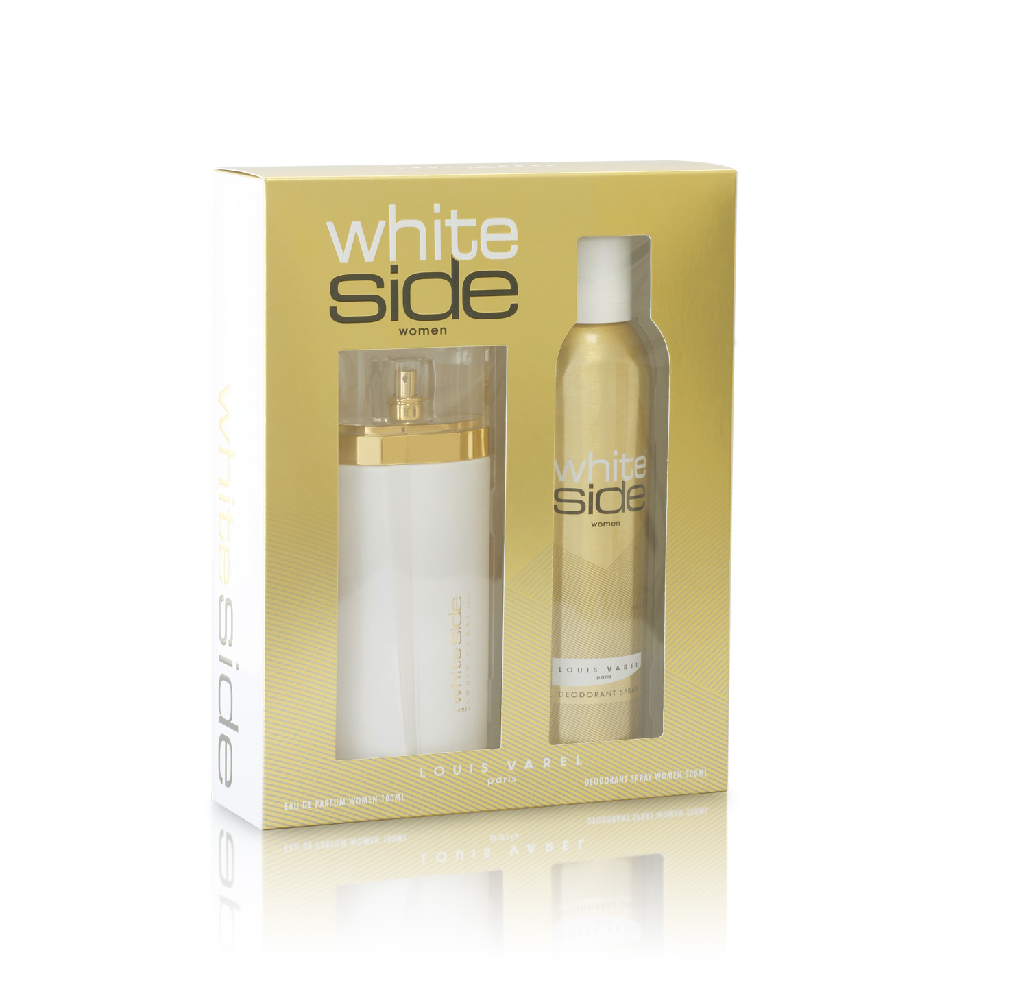 White Side Wome Gift set - Website