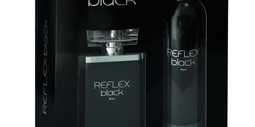 Reflex Black Men Gift set