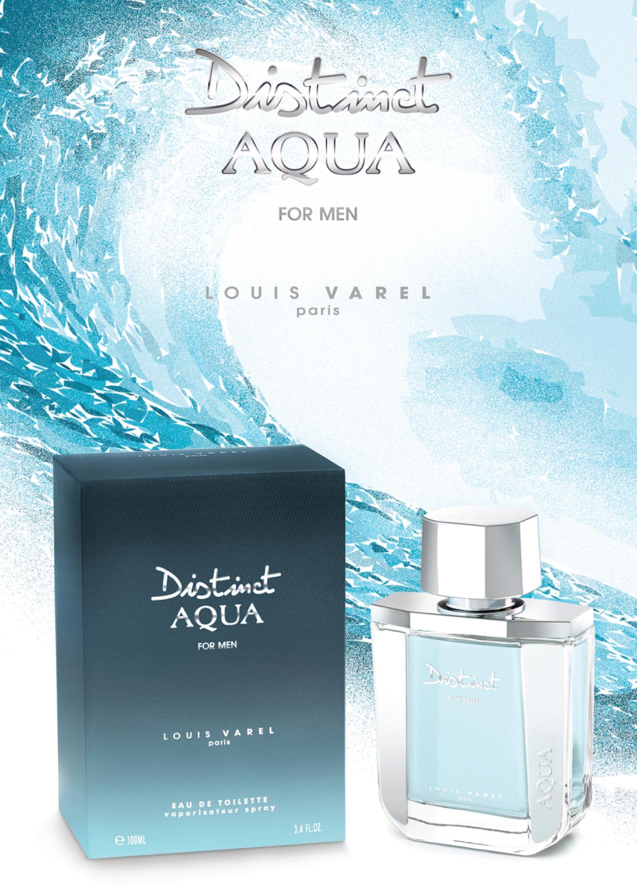 Distinct Aqua Men